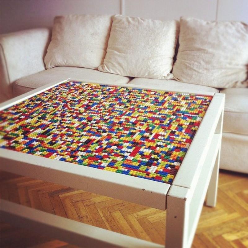 f r alle lego fans diese m bel musst du gesehen haben omg. Black Bedroom Furniture Sets. Home Design Ideas
